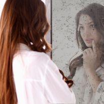 Зеркало состаренное